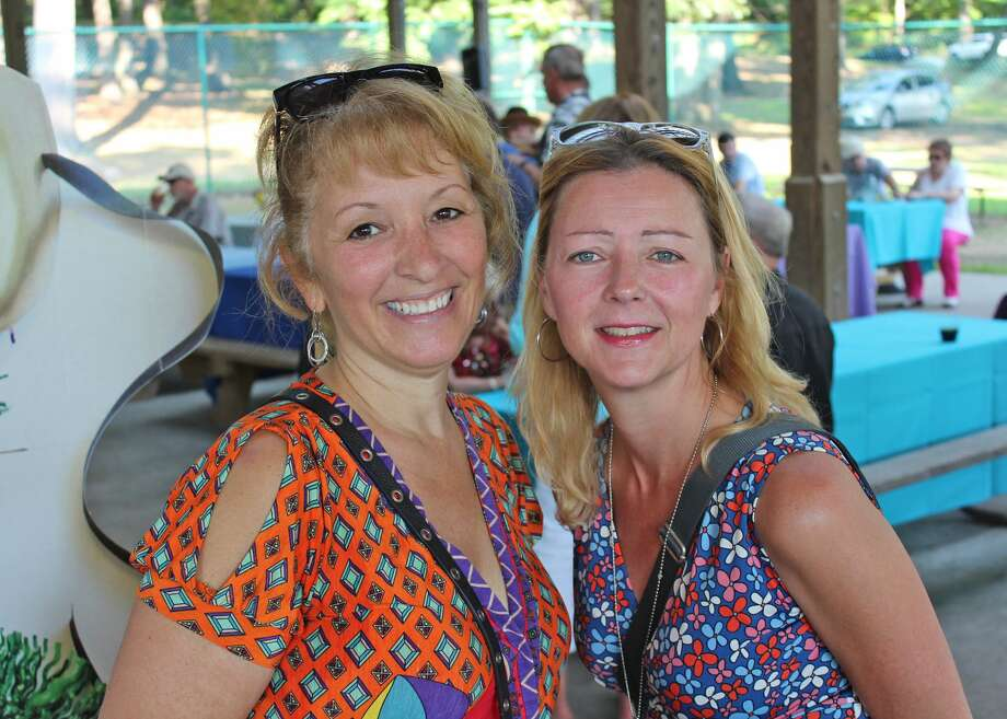 Were you Seen at the Annual Music Haven Concert Series Summer Social on Sunday, August 5, 2018  at Central Park in Schenectady? Photo: Photos: T. Cammer And T. Plunkett