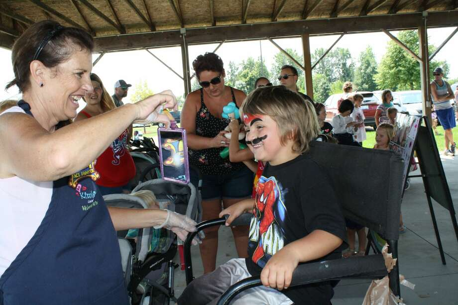 These are scenes from Deckerville's Homecoming on Saturday. Photo: Rich Harp/For The Tribune