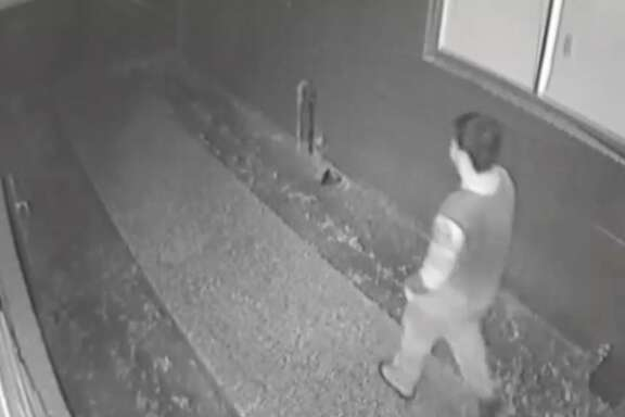 Pasadena police are asking the public to help identify a murder suspect caught on camera on Sunday, Aug. 5, 2018 at The Pointe apartment complex at 4201 Shaver. The victim is an 83-year-old man who was found dead with head injuries by patrol officers.