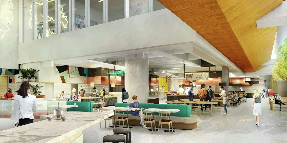 Skanska has partnered witharchitect Michael Hsu to create Understory, a 35,000-square-foot community hub and culinary market at Capitol Tower. The space willinclude a full-service restaurant and a 9,000-square-foot culinary market with seven diverse chef-driven concepts and a cocktail bar.The 35-story office building will open in 2019.