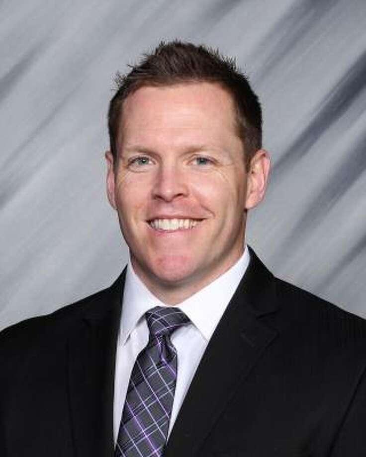 UAlbany offensive coordinator/quarterbacks coach Joe Davis (UAlbany athletics) Photo: UAlbany Athletics