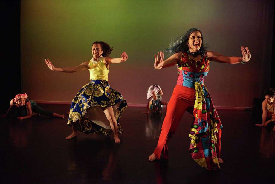 """Wesleyan University's Center for the Arts is one of the 902 nonprofit organizations nationwide approved to receive a $25,000 National Endowment for the Arts Art Works grant. The funds will be used to support performances and residency activities by visiting dance companies as part of the 2018-19 Performing Arts Series. Contra-Tiempo will present the New England premiere of """"joyUS justUS"""" Feb. 8. Photo: Eric Wolfe Photo"""