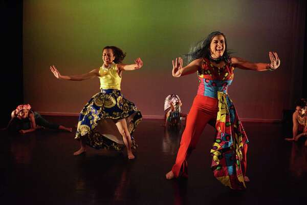 """Wesleyan University's Center for the Arts is one of the 902 nonprofit organizations nationwide approved to receive a $25,000 National Endowment for the Arts Art Works grant. The funds will be used to support performances and residency activities by visiting dance companies as part of the 2018-19 Performing Arts Series. Contra-Tiempo will present the New England premiere of """"joyUS justUS"""" Feb. 8."""