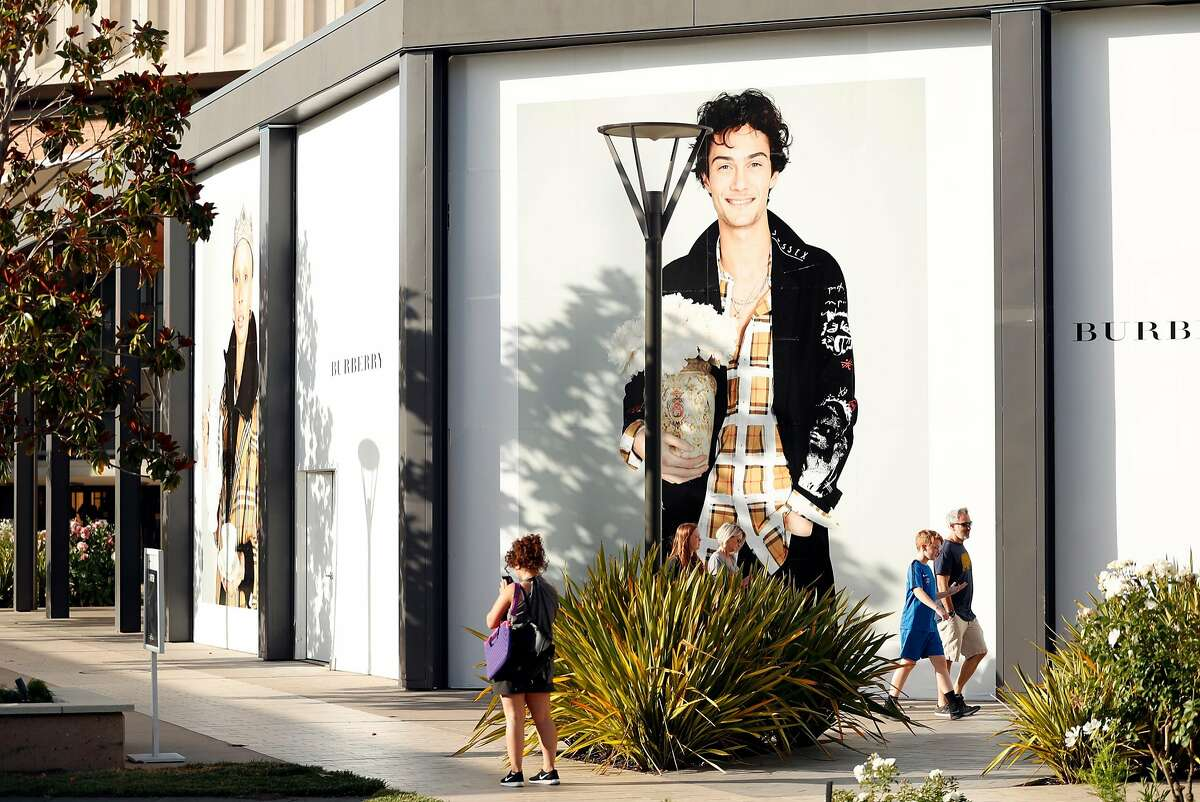 Future site of Burberry at Stanford Shopping Center in Palo Alto, Calif. on Thursday, July 12, 2018.