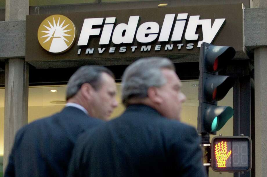 A Fidelity Investments office in Boston on May 8, 2007. Photo: JB Reed/ Bloomberg / Bloomberg