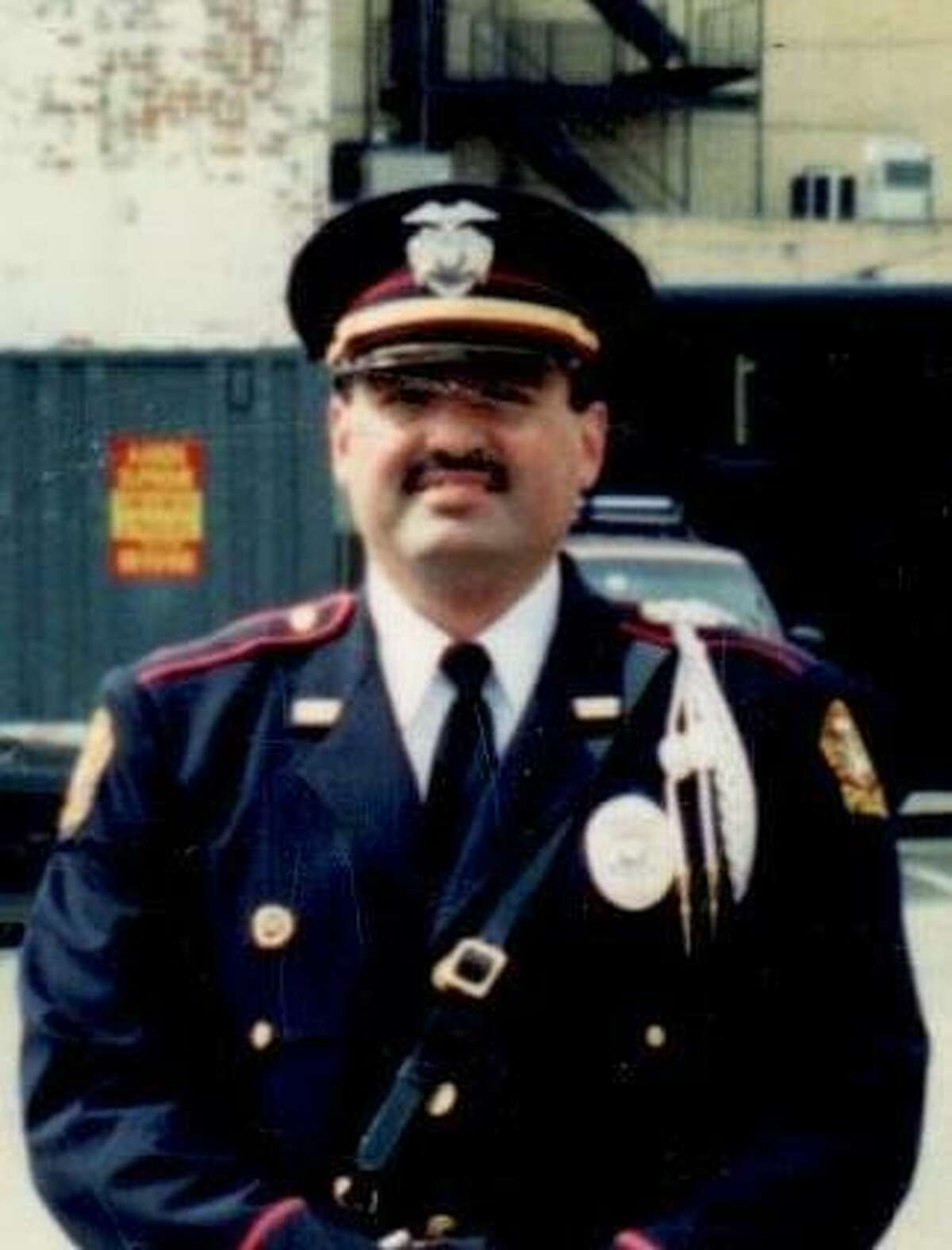 Antonio Rivera Jr., a 20-year-member of the Greenwich Police Department, died Aug. 2.