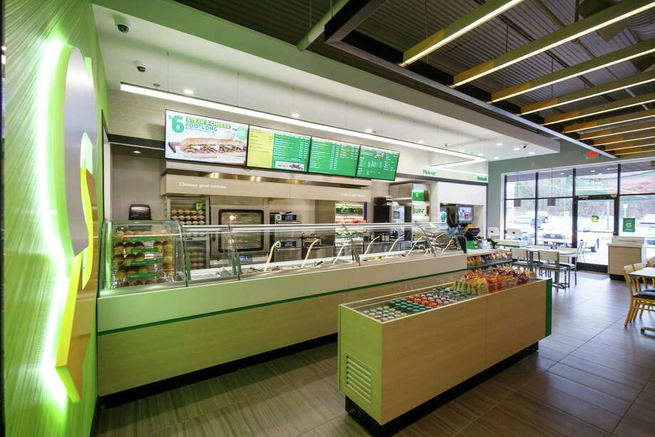 Subway is partnering with digital entertainment network Tastemade to update the company's menu offerings. Photo: File Photo / Connecticut Post Contributed