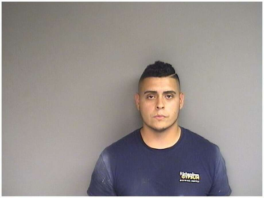 Joselino Marinero, 28, of Stamford, was charged with stealing over $33,000 from the Stamford money transfer business he was working for in 2015. Photo: Stamford Police / Contributed