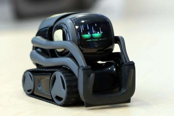 Move over, R2-D2: Friendly robot sidekick Vector to hit