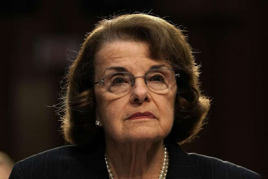 U.S. Sen. Dianne Feinstein once had a driver targeted by Chinese intelligence — President Trump made an issue of it at a campaign rally. Photo: Alex Wong / Getty Images