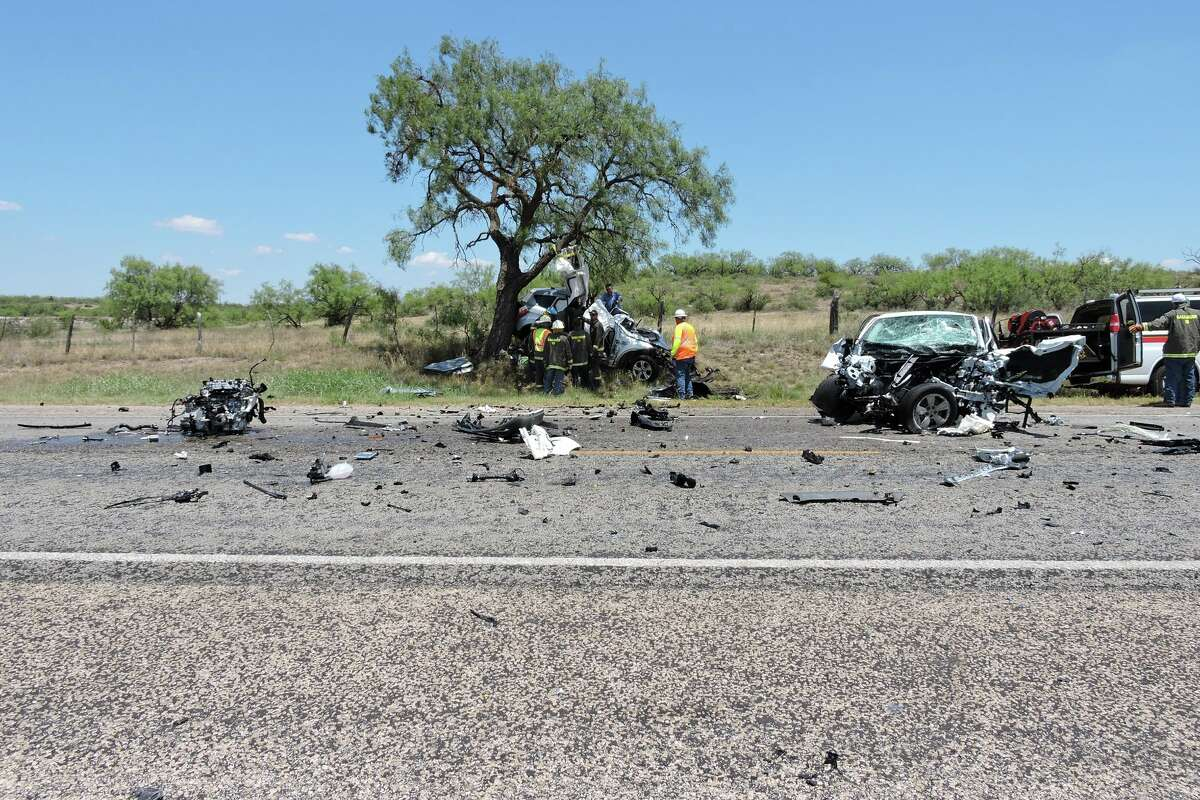 The Aug. 2 head-on collision that killed a S.A. married-couple in Runnels County.