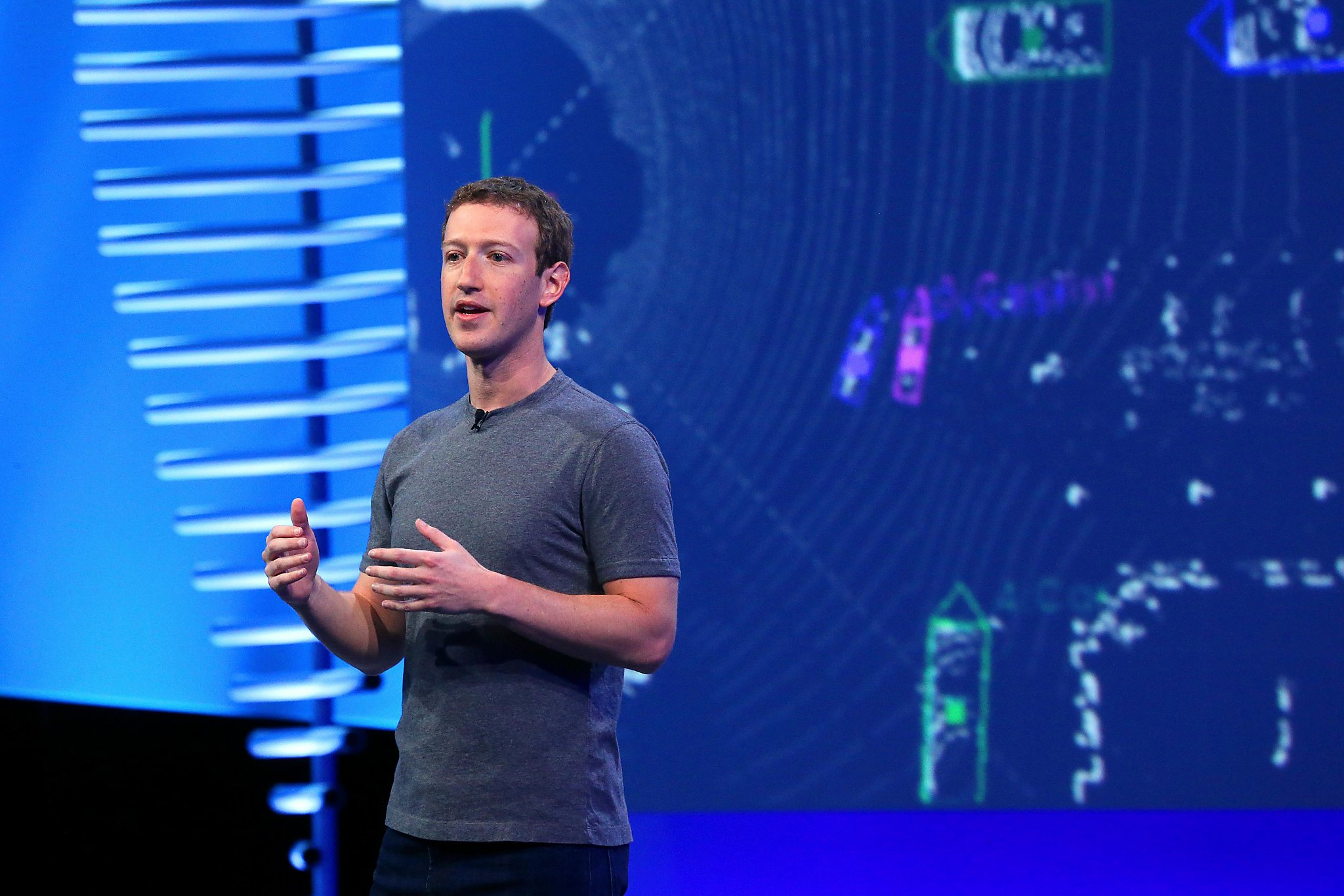 Facebook is asked to change rules for journalists, scholars