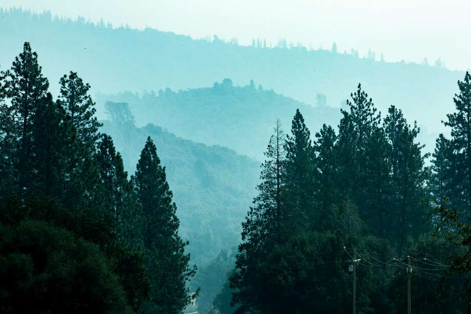 Click through the slideshow to see which National Parks in California suffer the most from air pollution. Photo: Santiago Mejia / The Chronicle