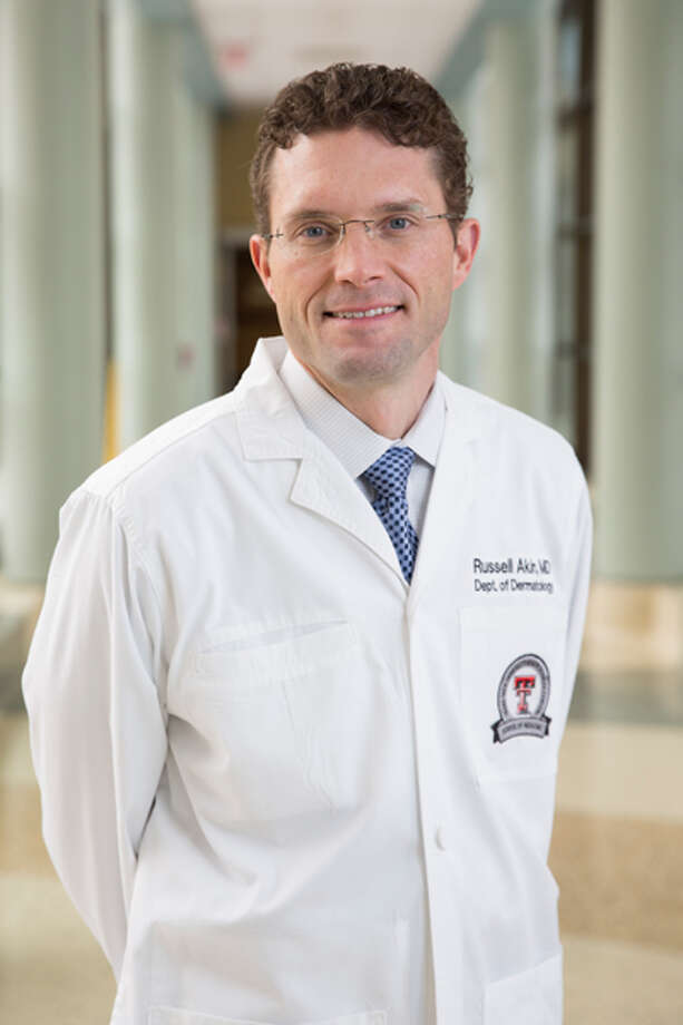 Dr. Russell Akin is trained in Mohs surgery, a procedure in which a cancerous skin is removed. The surgery is considered the most effective way to treat many cases of the two most common types of skin cancer, according to the Skin Cancer Foundation website. Photo:  Midland Skin Cancer Center
