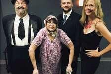 """Social Security"" cast members include Russell Fish, Lori Feldman, Chris Brooks and Rachel West Balling."