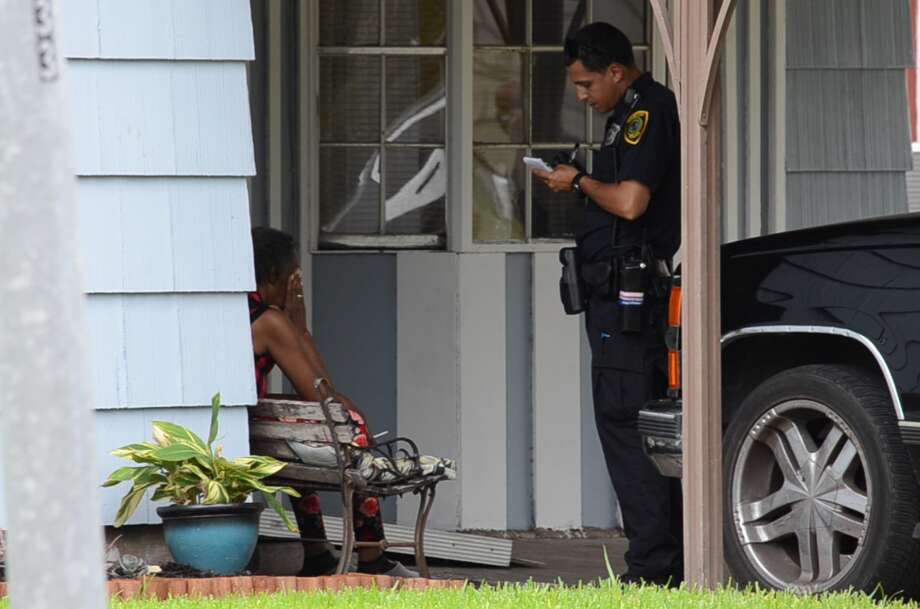 A woman opened fire on a man who allegedly exposed himself to her granddaughter outside her southeast Houston home Tuesday, police said. Photo: Jay R. Jordan