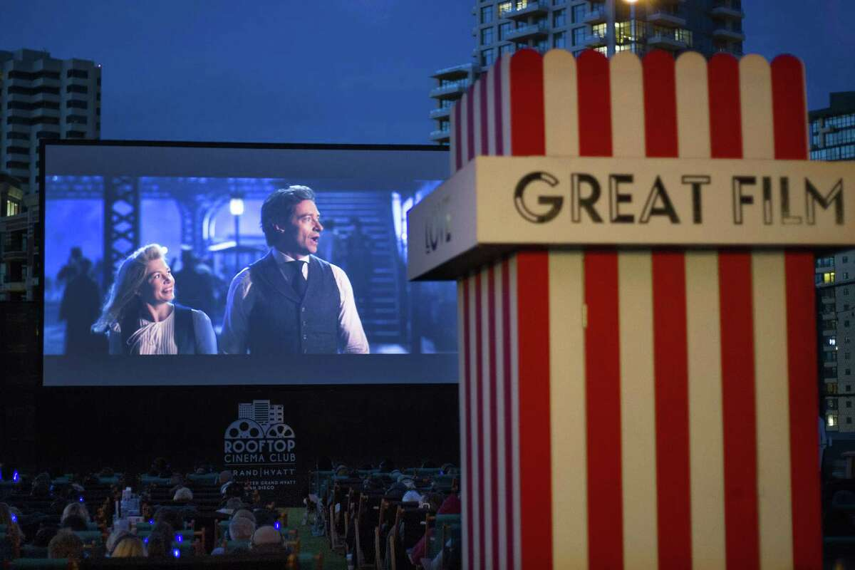Rooftop Theater Chain Brings Outdoor Movies To Houston