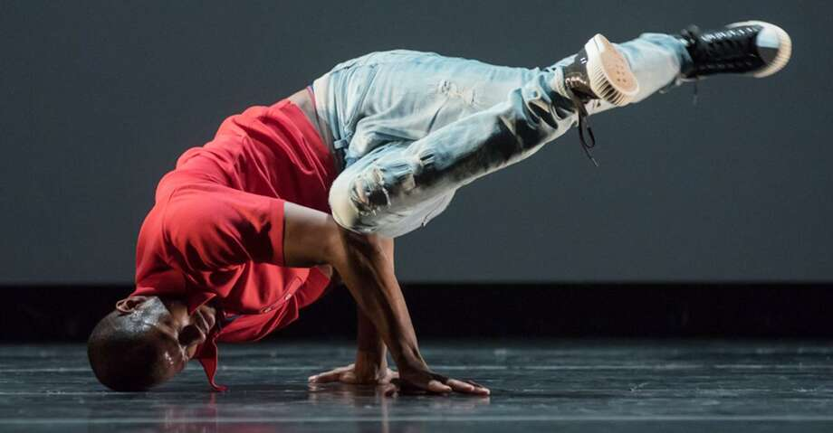 """Raphael Xavier performs at Wesleyan's Center for the Arts Sept. 21, in a performance titled """"Point of Interest."""" Photo: Contributed Photo"""