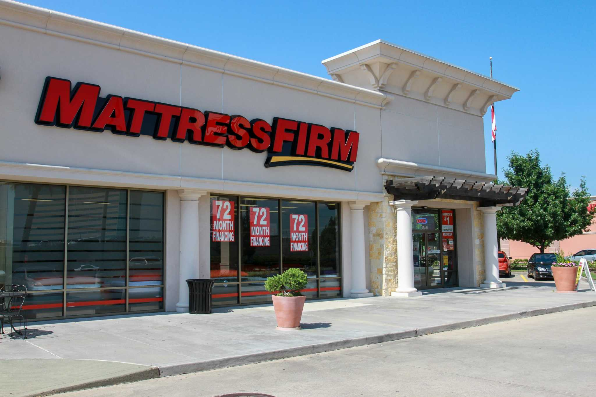 Mapping all the mattress firm stores houston chronicle for Michaels craft store houston