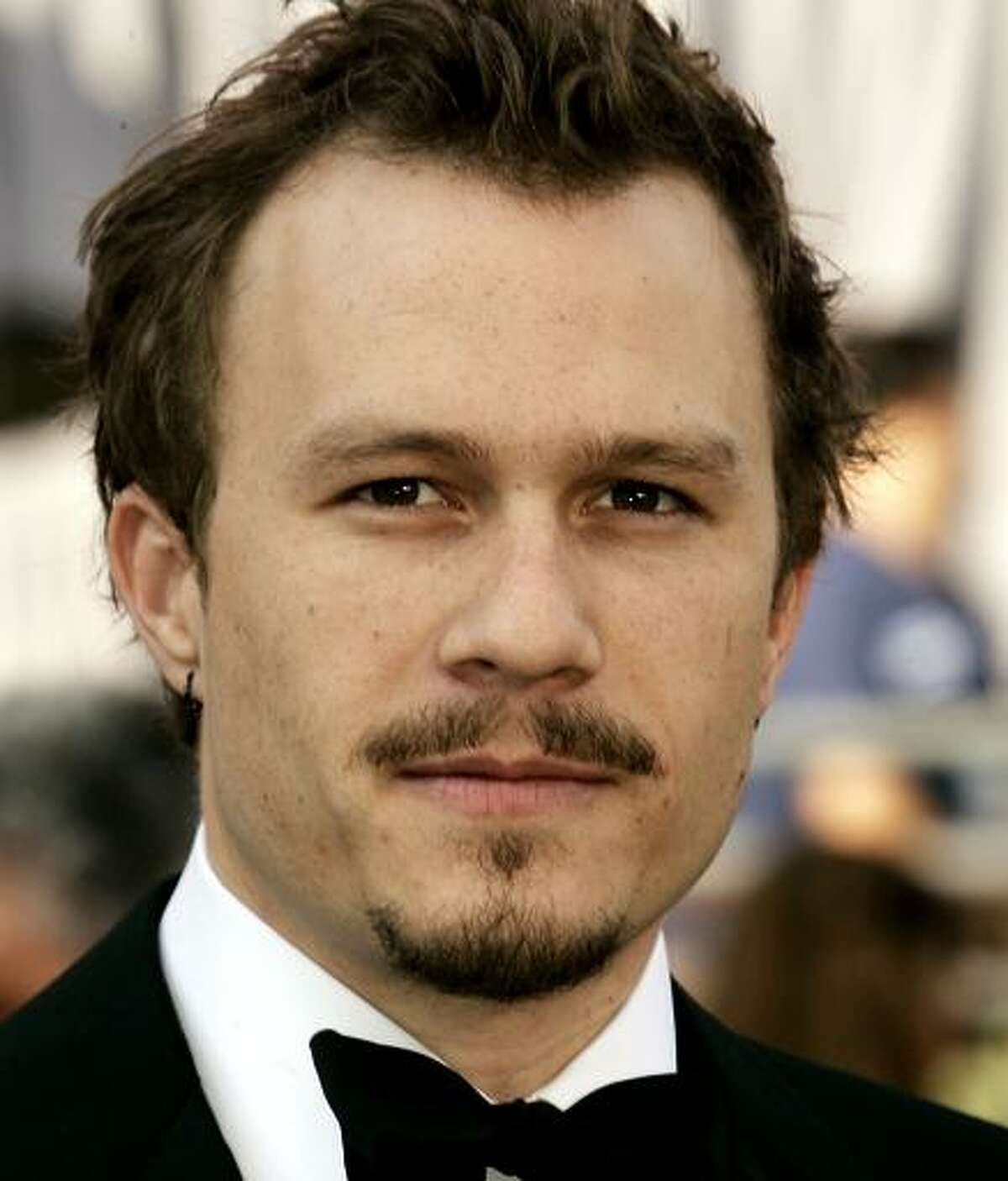 Heath Ledger died so young that journalists did not have an advance obit written.