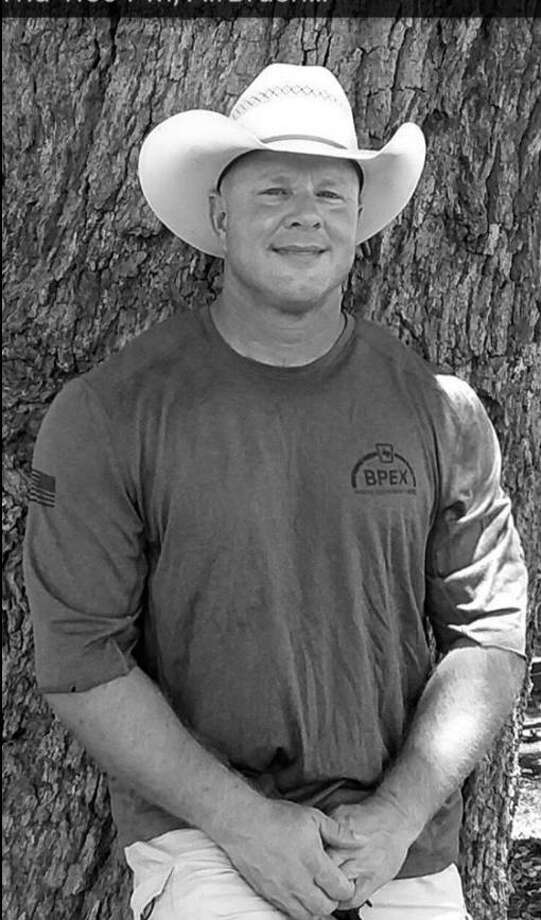 Baytown police officer John Stewart Beasley,who disappeared earlier this month was found dead Tuesday, authorities said. Image courtesy of Chambers County Sheriff's Office. Photo: Chambers County Sheriff's Office