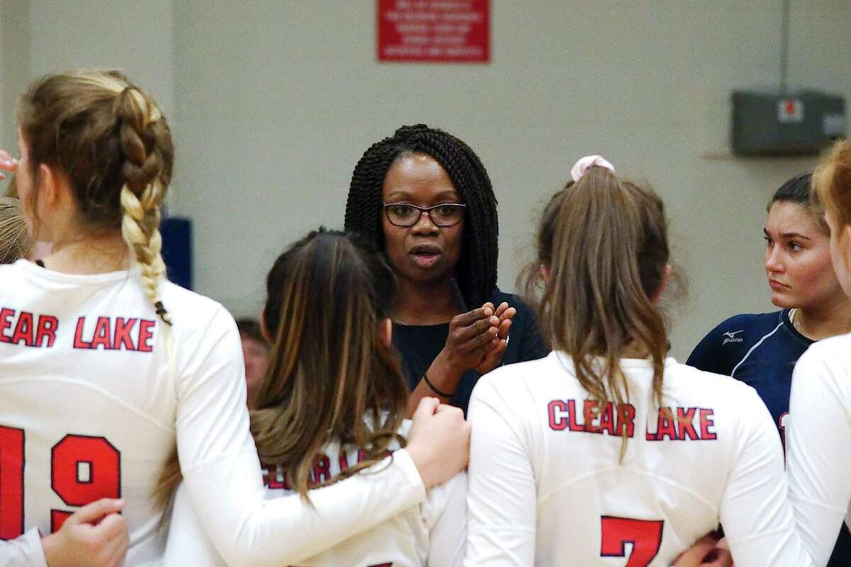 Clear Lake volleyball coach Chanda Eager plans to guide her team to the playoffs this fall.
