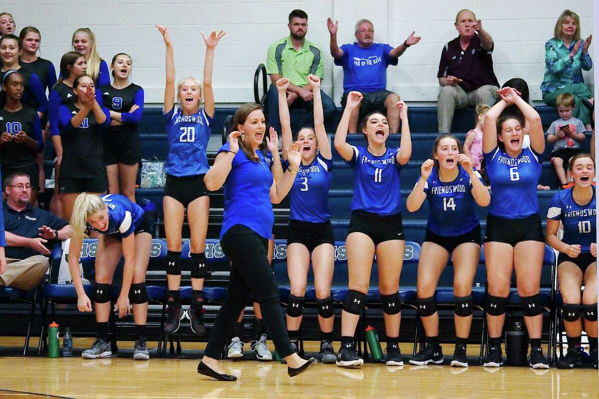 Friendswood volleyball coach Sarah Paulk and the Lady Mustangs make their first state appearance since 2013 Friday against Lucas Lovejoy.