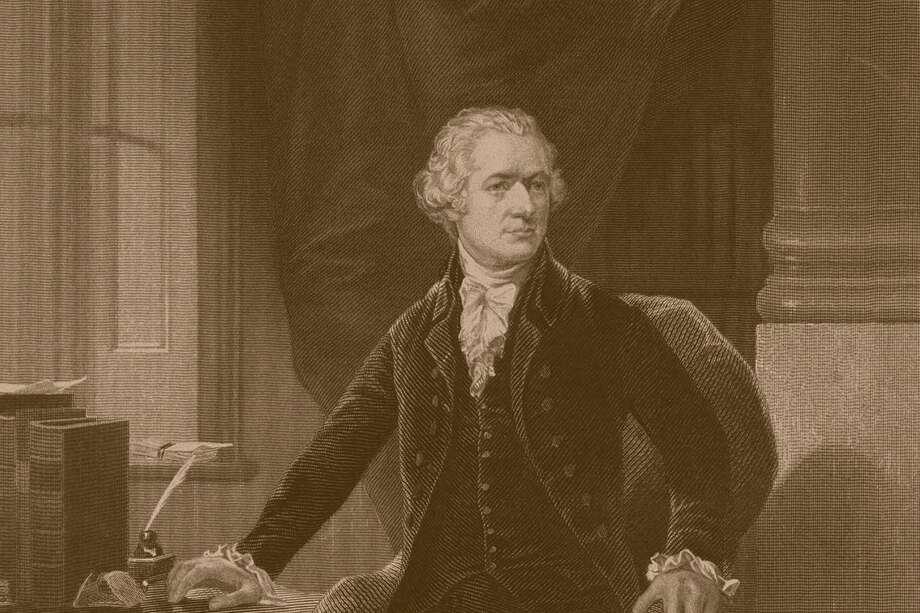 Alexander Hamilton Photo: John Parrot/Stocktrek Images | Getty Images