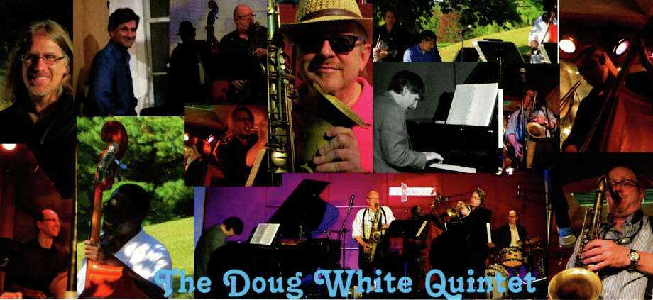 The Doug White Quintet will headline the Roxbury Jazz Festival this Sunday. Photo: Roxbury Connecticut Jazz Festival /