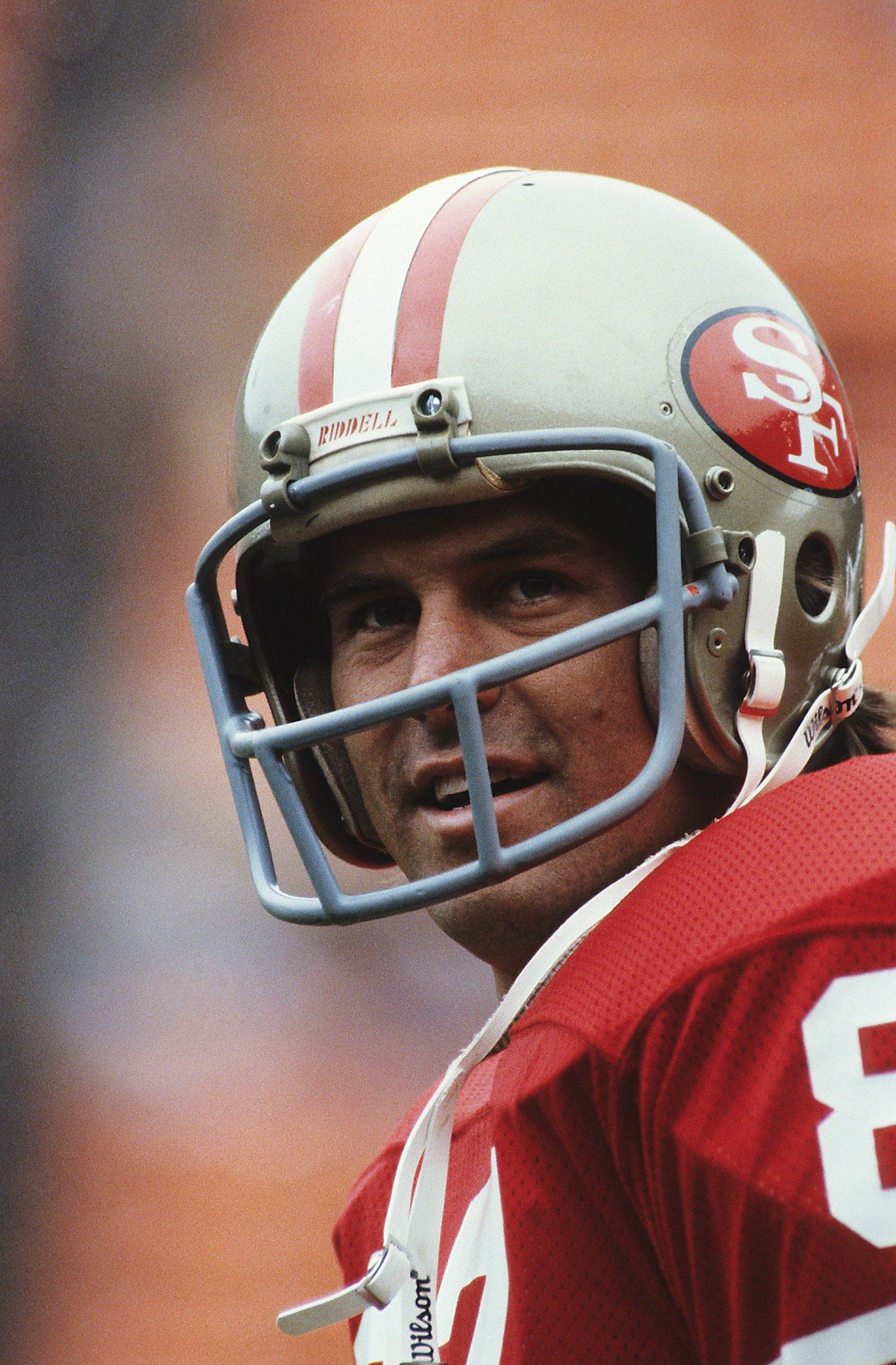 49ers to unveil statues of Dwight Clark 3da8830f1