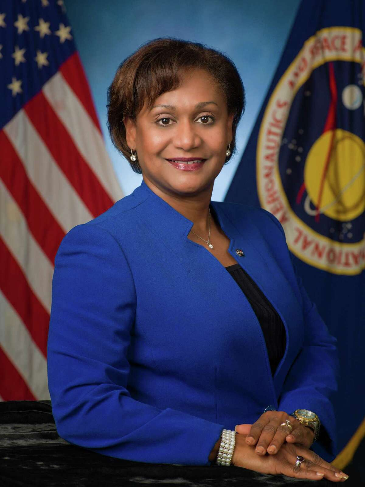 PHOTOS: JOHNSON SPACE CENTER Vanessa Wyche was named new deputy director of NASA's Johnson Space Center in Houston. >>See how the center has changed over the decades...
