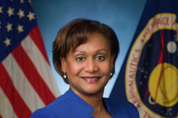 Vanessa Wyche, new deputy director of NASA's Johnson Space Center in Houston