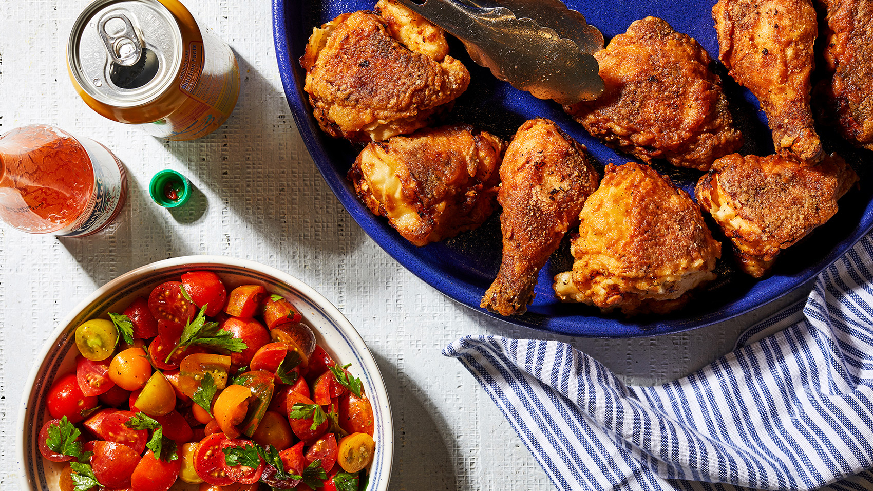 Yes, you can have crispy, juicy fried chicken at home without a trip to the drive-through