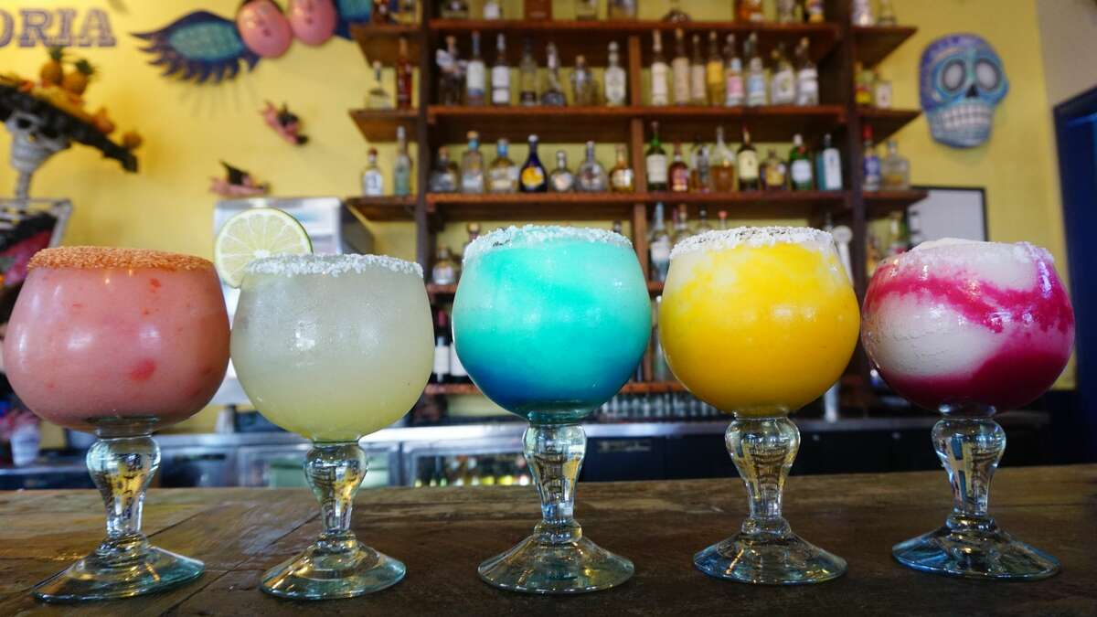 MargMeaning:a cocktail consisting of tequila, lime or lemon juice, and an orange-flavored liqueur