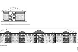 Louisiana company Mears Development plans to build a senior housing complex near the Mission San Juan World Heritage site with the help of $11.4 million in federal housing tax credits.