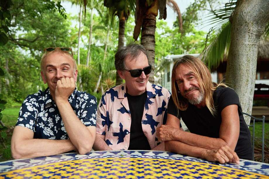 Iggy Pop and Underworld collaborated on 'Teatime Dub Encounters' Photo: Caroline International