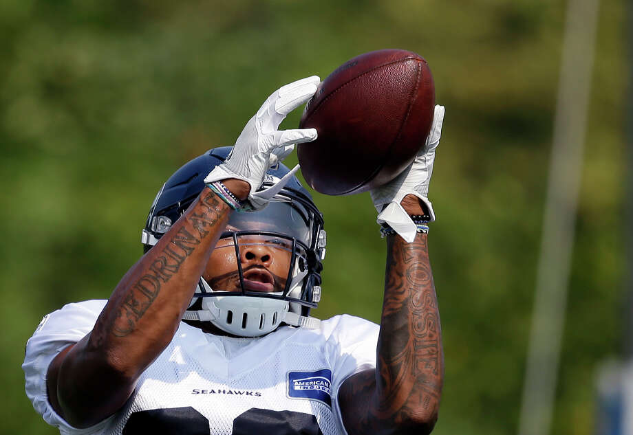 The Seahawks will take a hard look at Tedric Thompson in the 2018 preseason opener Thursday night. The second-year man is a potential starter for Seattle at free safety if Earl Thomas' holdout continues to drag on.  Photo: Elaine Thompson/Associated Press / Copyright 2017 The Associated Press. All rights reserved.
