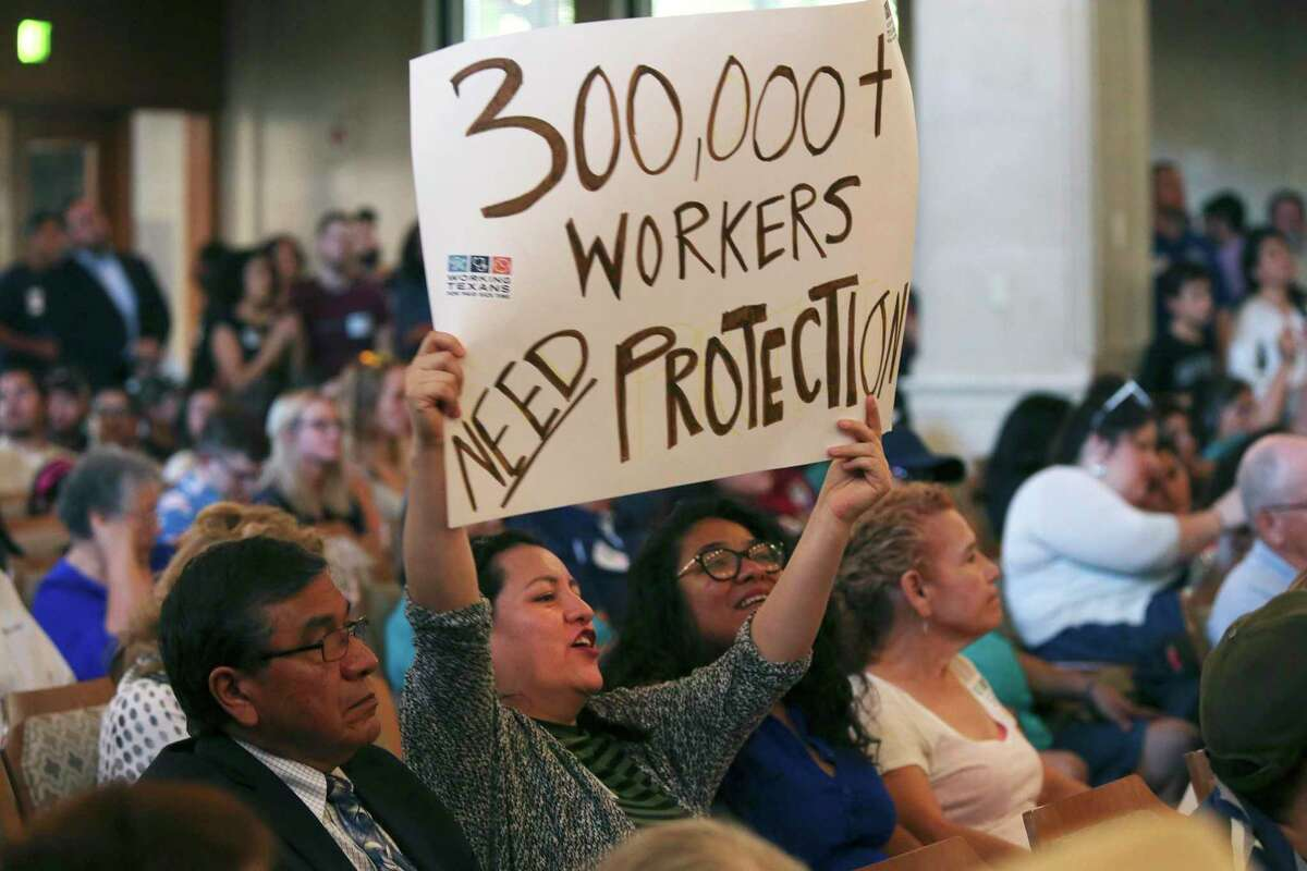 COVID-19 has shown how weak the safety net is for working families and highlights the need for paid sick leave in San Antonio. How we respond to the pandemic will be a true reflection of our values.
