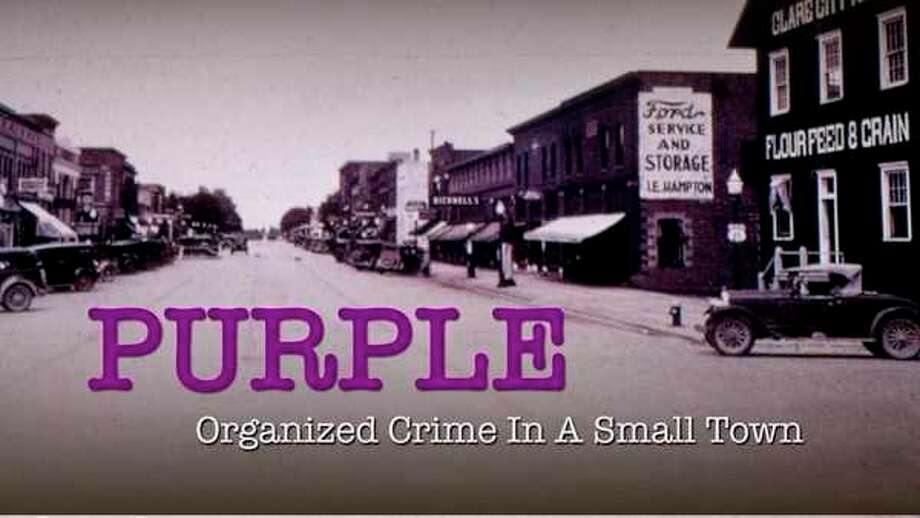 An upcoming program will focus on the Purple Gang and its legacy in Clare County, when cultures were challenged with the nature of organized crime in a rural community during the 1930s. (Photo provided)