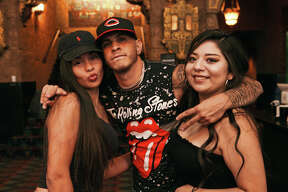 Fans gather at the Aztec Theatre to watch Tory Lanez perform as part of his Memories Don't Die Tour on August 8, 2018