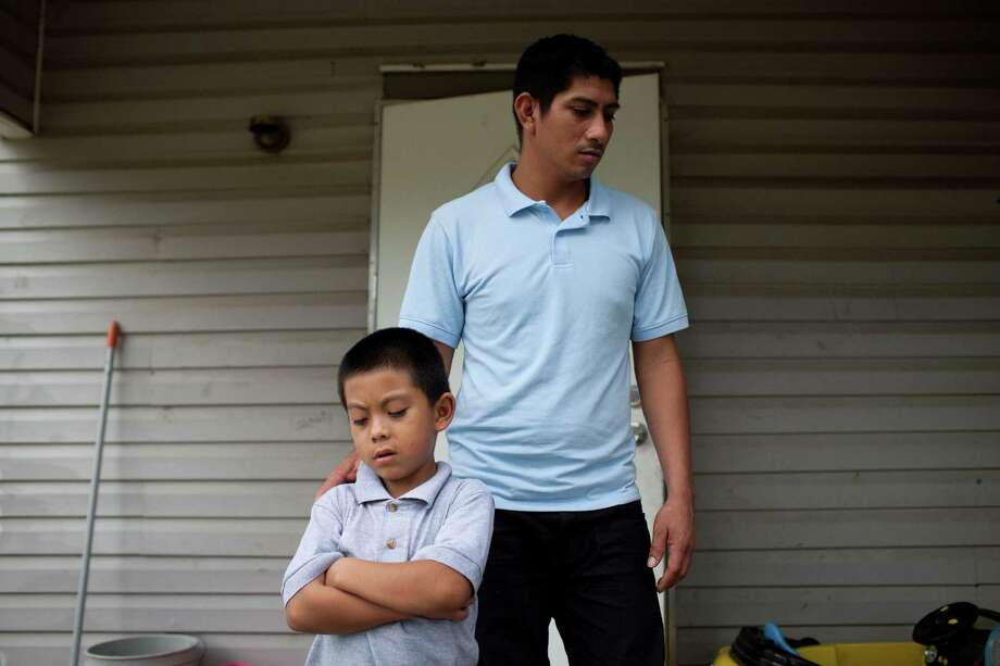 Adonias's father knows there are allegations that his son was injected with something to make him sleepy at a Chicago shelter - something the shelter adamantly denies. Photo: Photo For The Washington Post By Charlotte Kesl. / Charlotte Kesl for The Washington Post.