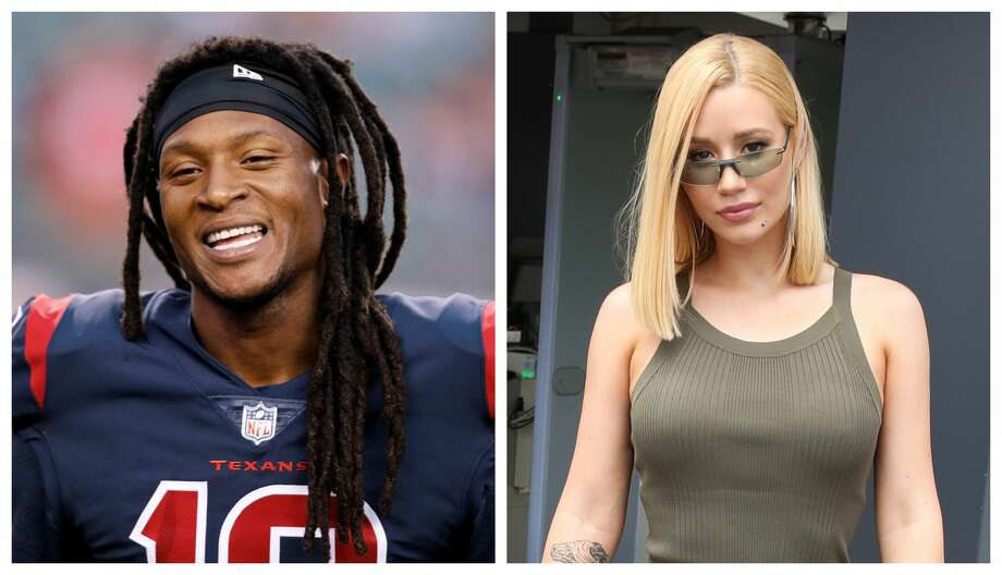 PHOTOS: How Texans players spent their offseason according to Instagram Texans receiver DeAndre Hopkins and pop star Iggy Azalea appeared to date briefly this offseason. Here's how other Texans players spent their time in the offseason, according to their Instagram accounts ... Photo: Getty Images