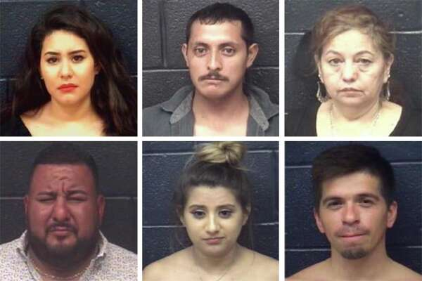 Keep scrolling to see the individuals arrested in Laredo in July in DWI charges.