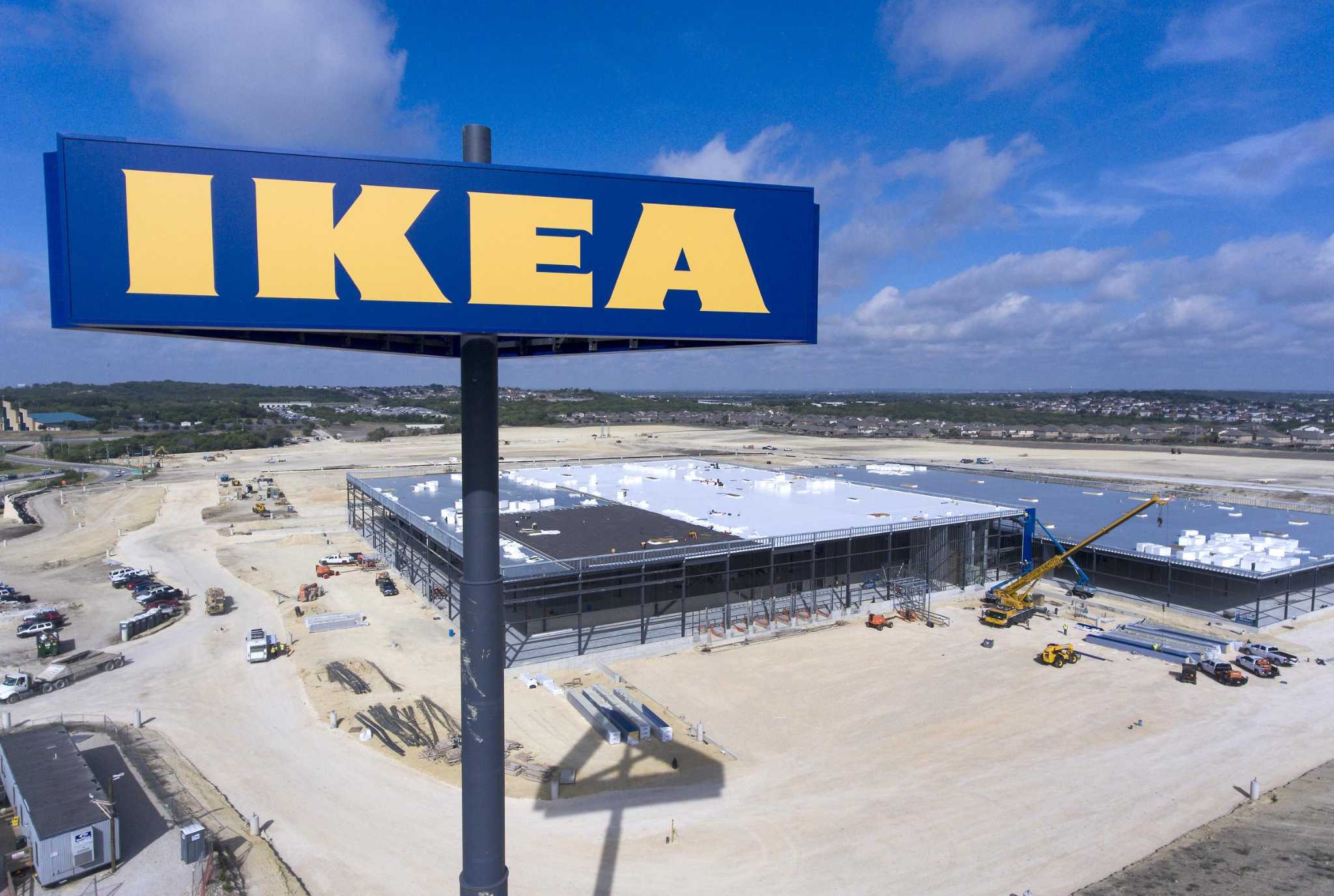 Flipboard ikea hiring more than 200 for san antonio area for Ikea san antonio