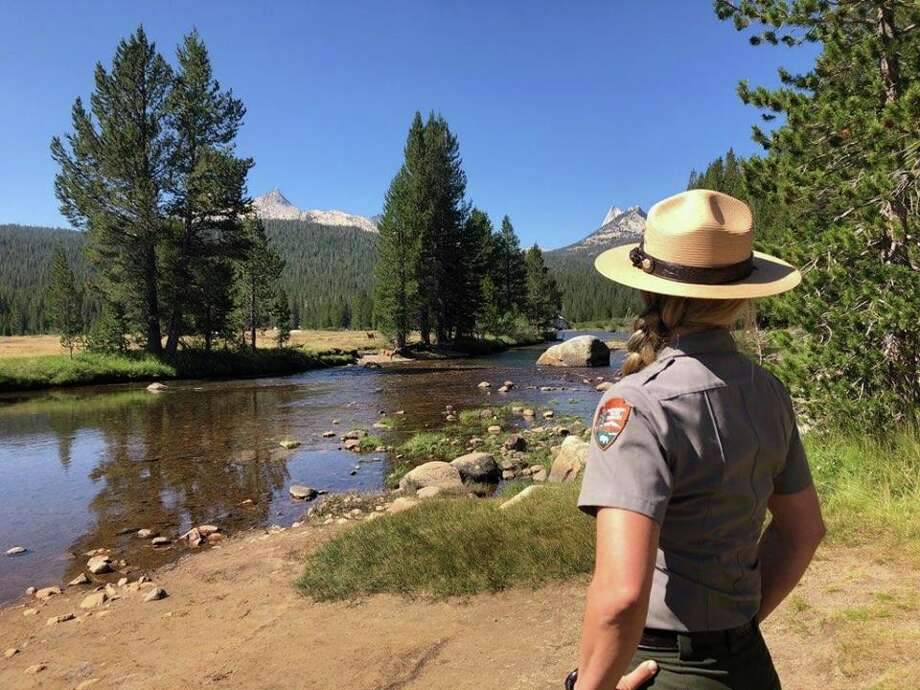 Yosemite National Park employees began to return to work on Aug. 9, 2018, after the park was closed for firefighting operations. Photo: Yosemite National Park