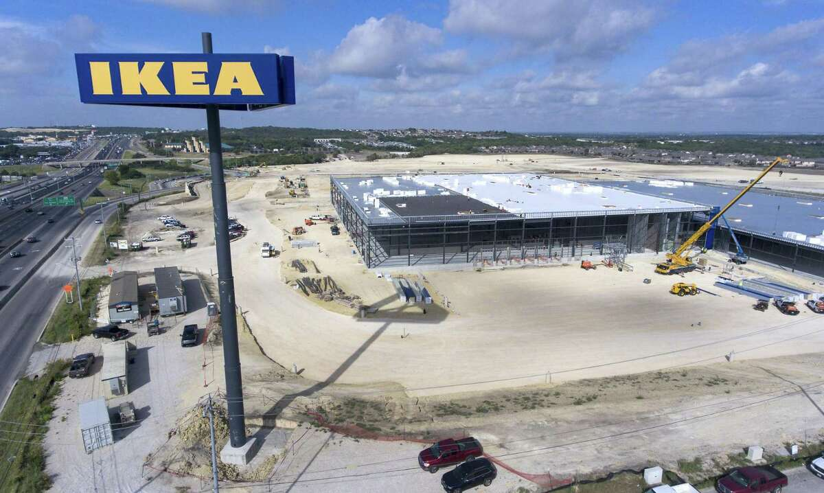 About 50 of the positions at Ikea's Live Oak store will be in food service, working in the 289,000-square-foot store's restaurant, Swedish Food Market, Exit Bistro and co-worker cafeteria.