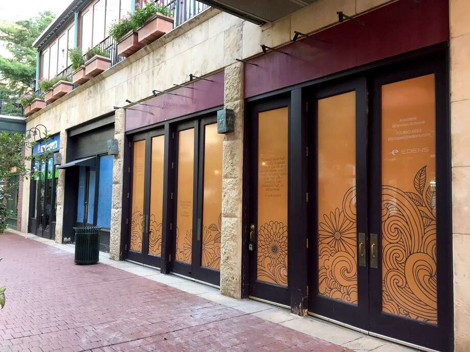 Merkaba will open this fall at 111 W. Crockett St., Suite 205. The space was formerly home to Swig Martini Bar. Photo: Paul Stephen /Staff Photographer