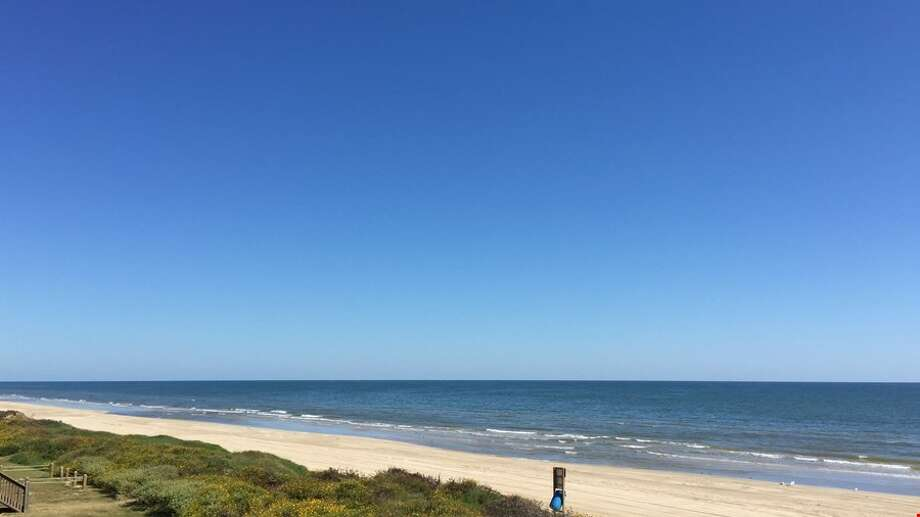 A 42-year old man was bitten by a shark while swimming near Crystal Beach on Thursday. Photo: Bolivar Peninsula Texas