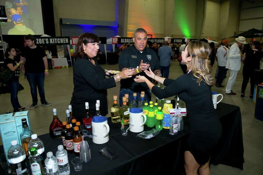 More than 500 spirits, beer and wine will be available for San Antonians to sip in September at the Liquor, Beer and Wine Fest. Photo: Courtesy, The Seedless Agency  / Photo Credit: Ternell Washington