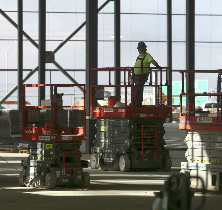 Construction companies have been hit especially hard by the unforgiving labor market. For one thing, companies are dealing with many of its baby-boom-generation employees heading into retirement even while fewer teenagers are looking to enter the field. Photo: William Luther /Staff File Photo / © 2018 San Antonio Express-News